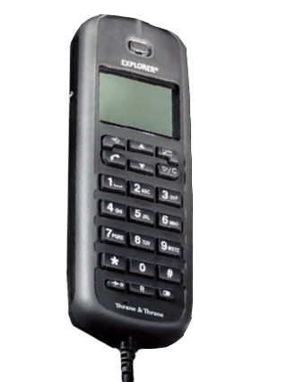 EXPLORER 2-Wire handset