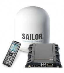 Inmarsat - FleetBroadband SAILOR 250